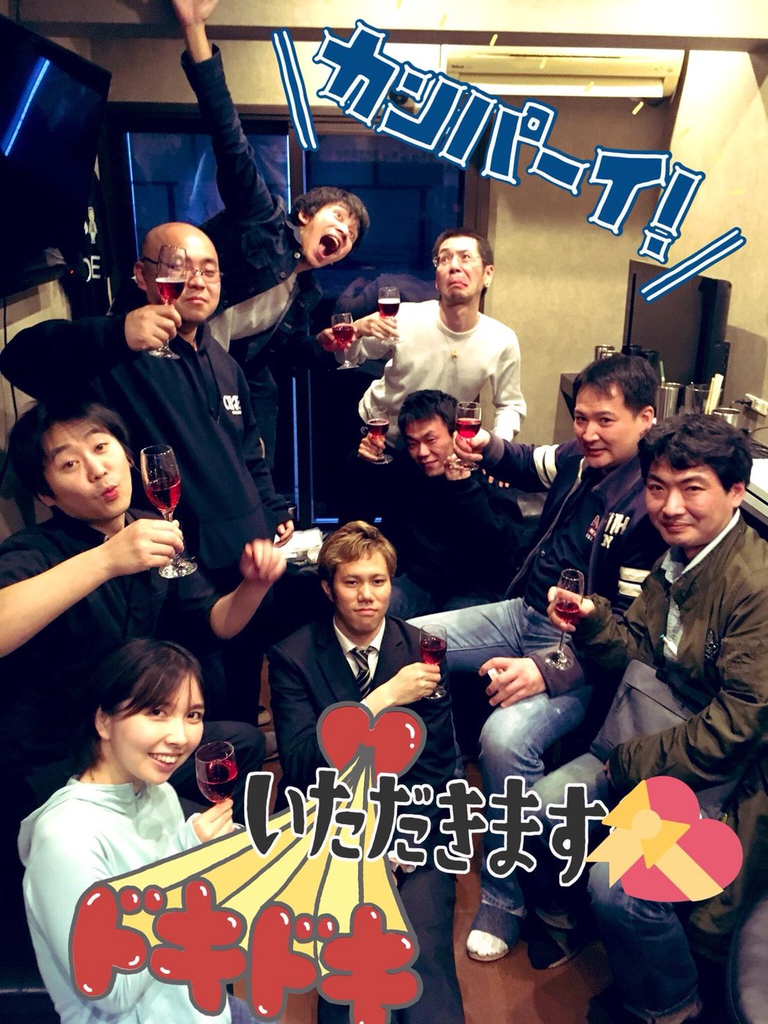 4/27  ナカムー激励トーナメント!(ナカム送別会)